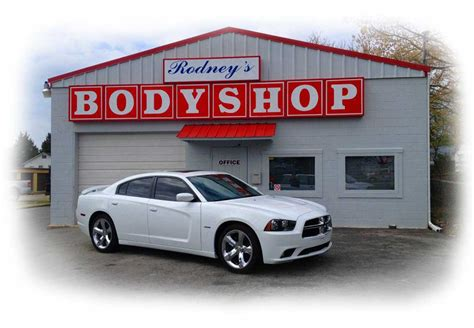 rodneys body shop auto body repair tullahoma tn