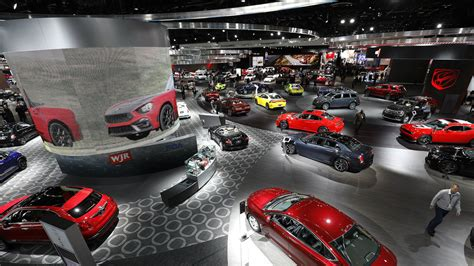 Basketball Arena Floor Plan When Is The 2018 Detroit Auto Show Full Schedule With