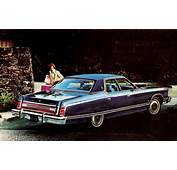 1976 Ford LTD Landau 4 Door Pillared Hardtop  A Photo On