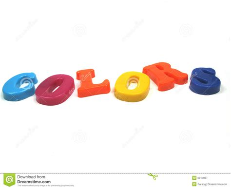 world of color time colors in 3d royalty free stock photography image 6813037