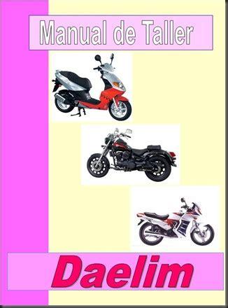 Manual Motos Y Atv Manuales De Taller Servicio