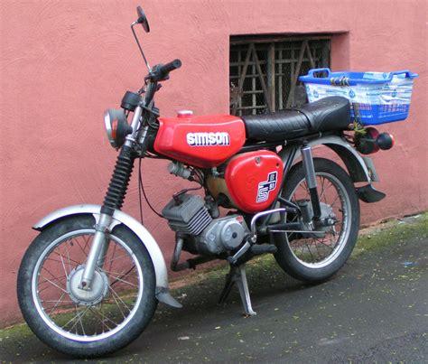 50ccm Motorrad Autobahn by Moped