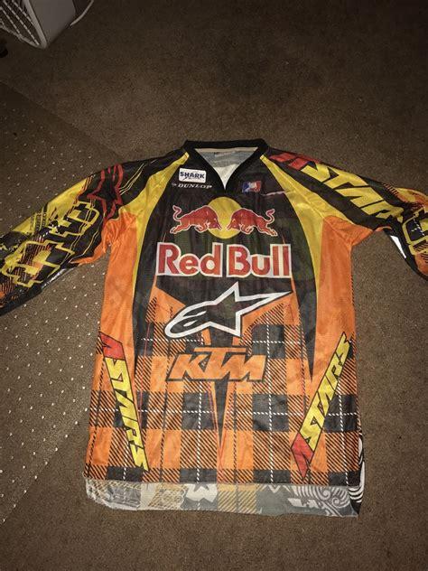 bull motocross jersey ma800 og bull ktm astars jersey for sale bazaar