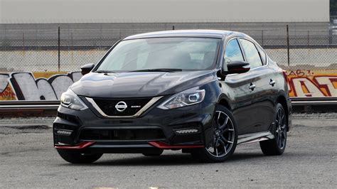 Nissan Sentra 2017 Review by 2017 Nissan Sentra Nismo Review Photo
