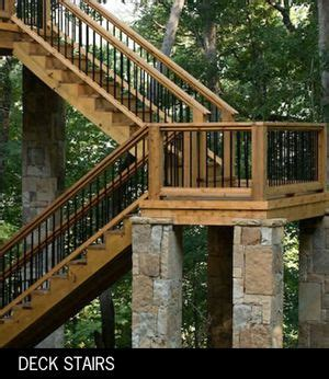 deck stairs design  deck design ideas outdoor stairs