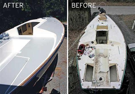 tips  painting  boat deck boatus magazine