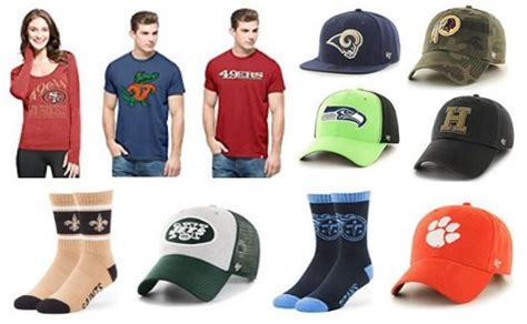 college football fan shop discount code 47 nfl and ncaa sports fan gear up to 35 off today only