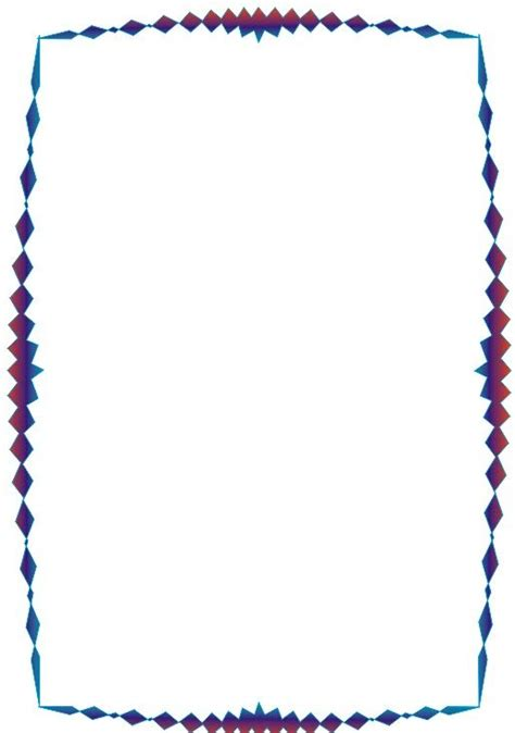 decorar hojas word bordes de pagina decorativos para word imagui jj