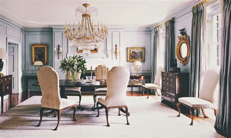 decor inspiration georgian revival by suzanne kasler