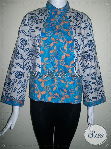 Bolero Batik Dua Motif Bolak Balik bolero batik wanita model bolak balik dua warna blr448cs toko batik 2018