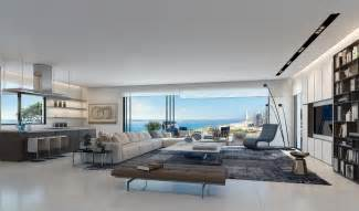 penthouse interior designs visualized
