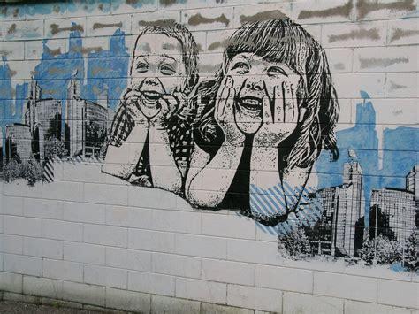 images girl road wall graffiti street art