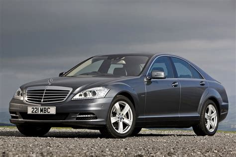 Used Mercedes Prices by Mercedes S Class Saloon From 2006 Used Prices Parkers