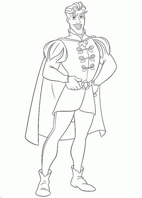 Princess And The Frog Coloring Pages Coloringpagesabc Com Princess And The Frog Coloring Page