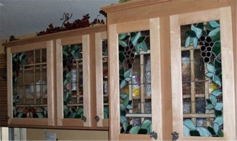 bright glass front kitchen cabinet doors spotlats tuscan stained glass kitchen cabinets spotlats