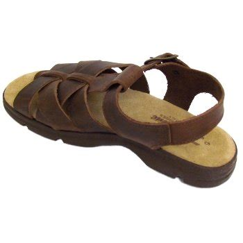 Topshops Bronze Leather Asymmetric Summer Sandal by Italian Leather Brown Walking Trail Summer Flat