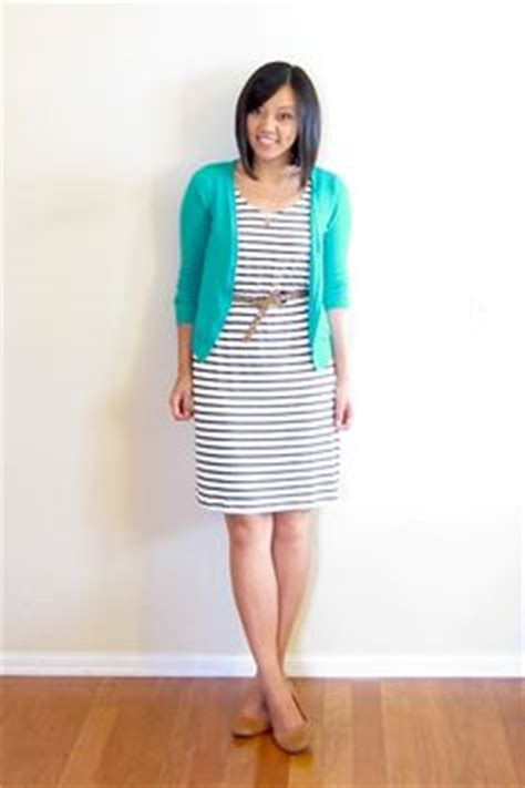 Bw Stripe Flare Dress Teal Pink 1000 images about black and white striped dresses on