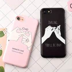 fashion funny letter case for iphone 7 case for iphone7 7