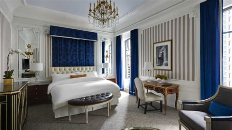 New York New York Rooms by The St Regis New York 100 Million Renovation The