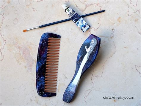 wood pattern brush 68 best images about hand painted wooden combs on