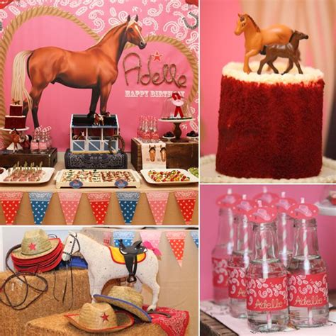 best birthday party ideas for girls popsugar moms a cute cowgirl party in the city best birthday party