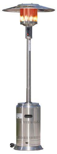 Patio Heater Cheap Gt Cheap Sense Commercial Patio Heater Unpainted Stainless Steel Shopping In Us