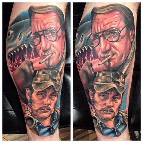 santa cruz tattoo shops 17 best images about jaws tattoos on