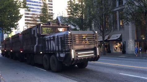 truck vancouver deadpool 2 dmc road trucks filming in vancouver