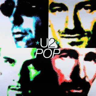 Pop Cd pop u2 album