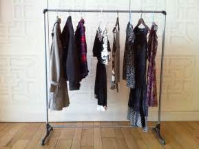 Clothing rack galvanized steel