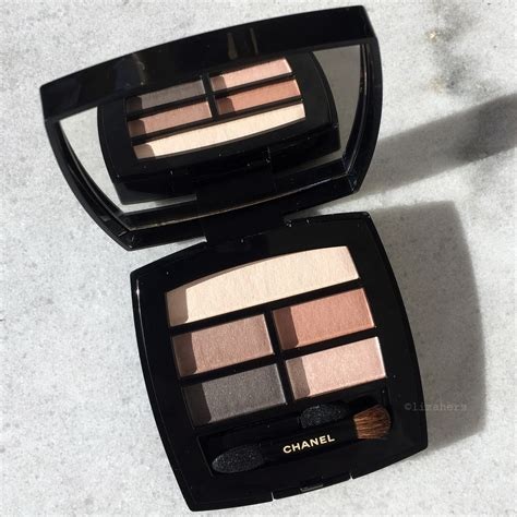 Eyeshadow Chanel chanel les beiges eyeshadow palette foundation cushion coming soon er beautygeeks