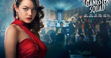 2013 film with emma stone gangster squad 2013 movie hd wallpapers and posters