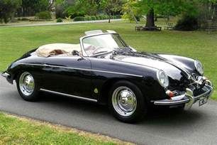 1960 Porsche 356 Roadster Sold Porsche 356 90 Roadster Auctions Lot 15