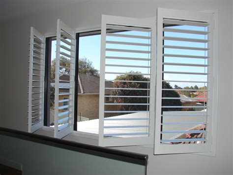 Window Shutter Blinds Safe And Secure Window Shutters The Shutter
