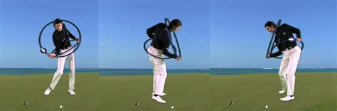shoulder movement in golf swing pelvic movements in the downswing newton golf institute