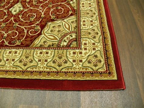 Best Quality Prewalker 170 woven backed traditional carved rug 120cm x 170cm approx 6x4 top quality