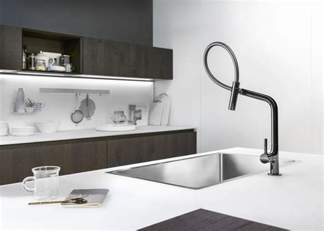rubinetti nobile l by nobili rubinetterie the kitchen and bathroom