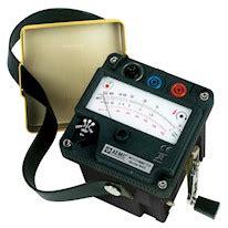Extech 380360 Handheld Megohmmeter megohmmeters from cole parmer