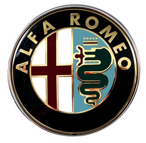 Alfa Romeo Brera Spider 939 Heck Emblem Alfa Romeo