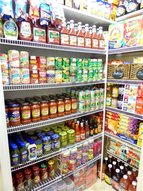 pantry organization how to maintain your stockpile be