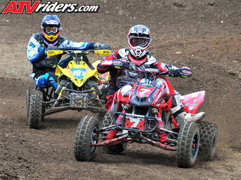 atv motocross racing 2008 ama pro atv national motocross series muddy creek
