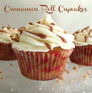 recipe cinnamon roll cupcakes catch my party