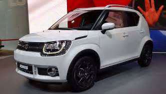 Suzuki Cars 2017 Suzuki Ignis Confirmed For Australia Car News