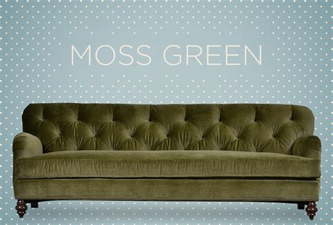 moss green couch tuxedo sofas