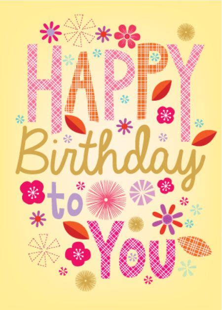 imagenes de happy birthday with flowers 25 best ideas about happy birthday text message on