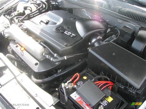 2004 volkswagen gti 1 8t 1 8l dohc 20v turbocharged 4