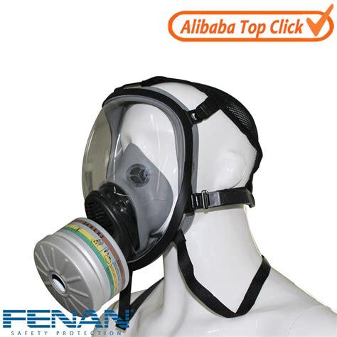 Harga Masker Anti Gas Air Mata en141 standar respirator tabung digunakan untuk militer