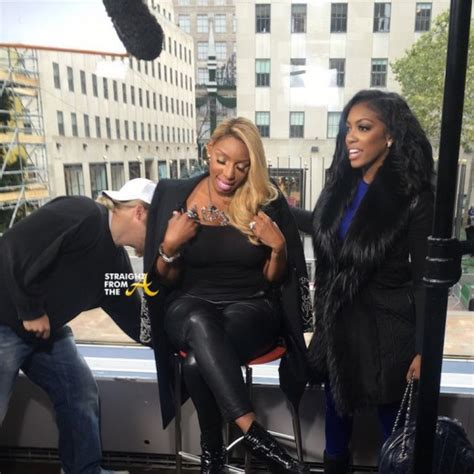 porsha williams explains why she went public with her rhoa nene leakes explains why she labeled the view