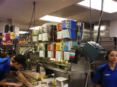 Mcdonalds Automated Kitchen by A Utah S Mcdonald S Quot Play Date Quot Give Away