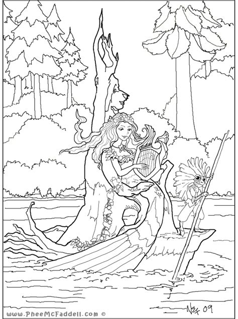 phee mcfaddell coloring pages coloring home